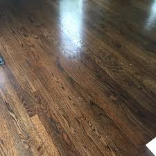 original hardwood floors restained water damage recovery