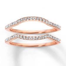kay jewelers credit card kay diamond wedding bands 1 4 ct tw round cut 14k rose gold