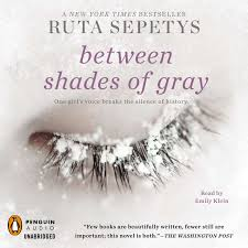 Shades Of Gray Download Between Shades Of Gray Audiobook By Ruta Sepetys For Just