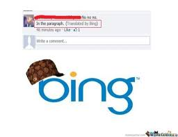 Bing Meme - what are some funny translated by bing memes quora