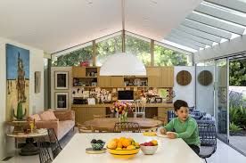 Home Makeover by Before U0026 After A Modernist Home Goes From Dark And Dismal To