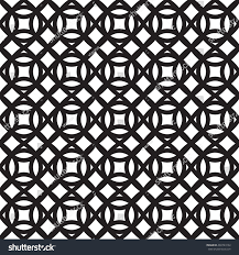 seamless trellis pattern seamless geometrical geo stock vector