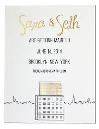 14 best nyc themed save the dates images on new york