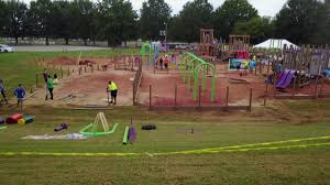 playground for all kids to be built in king next week myfox8 com