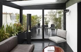 mobilier outdoor luxe a paris humbert u0026 poyet réinventent la garçonnière chic ideat