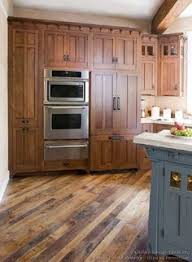 mission style kitchen cabinets craftsman style kitchen with wood cabinet google search kitchen