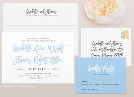 handwritten wedding invitations handwritten wedding invitation mallory design