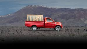 nissan pickup stance mahindra imperio premium pick up truck in india