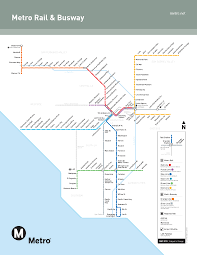 Atlanta Marta Train Map by