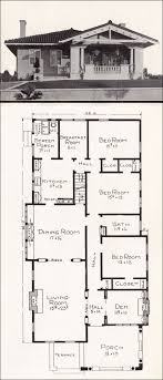 craftsman bungalow floor plans craftsman bungalow style home plans luxihome