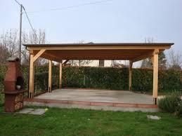 tettoia auto legno tettoie in legno venezia lino quaresimin maerne di martellago