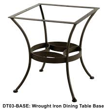 wrought iron table base for granite wrought iron table base bases for glass tops dining sale granite