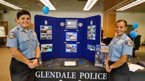 police explorer program city of glendale ca