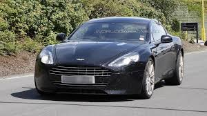 2012 aston martin rapide aston aston martin rapide facelift spied virtually undisguised