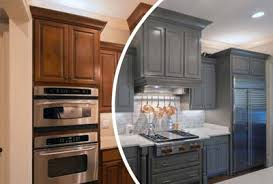 do you need a special cabinet for an apron sink kitchen resurfacing kitchen cabinets restaining