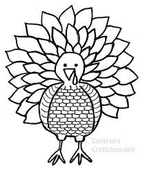 Thanksgiving Turkey Colors Thanksgiving Turkey Coloring Pages Mirotvorec