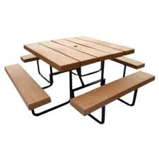 Exteriors Recycled Plastic Picnic Tables Cedar Hexagon Picnic by Commercial Picnic Tables Buy Outdoor Picnic Tables For Sale