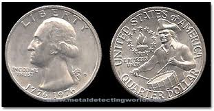 1776 to 1976 quarter quarter dollars
