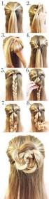 333 best hair tutorials u0026 ideas images on pinterest hairstyles
