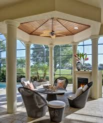 sunroom dining room indoor sunroom furniture dining room tropical with touch controls