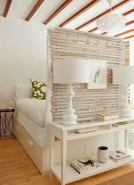 le f r schlafzimmer kleines schlafzimmer inspiration mit sichtschutzwand aus