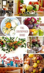 Fall Centerpieces Diy Fall Centerpieces Nature Inspired Centerpiece Ideas