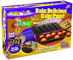amazon com telebrands 5720 12 bake pop cake pops baking pan