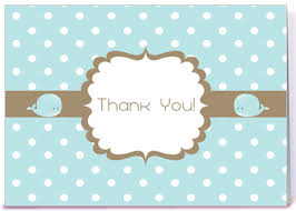 thank you baby shower thank you baby shower card greeting card by sweet tooth studio
