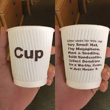 Coffee Cup Meme - this hotel coffee cup meme guy