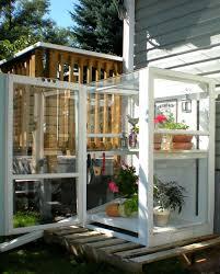 Garden Greenhouse Ideas Mini Greenhouse From Windows Hometalk