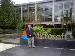 Redmond Campus Warren Sparrow Microsoft Redmond Day 2 Reflection