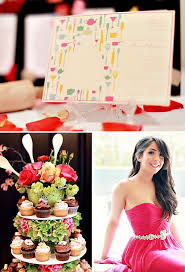 creative kitchen themed bridal shower hostess with the mostess