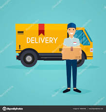 delivery stock vectors royalty free delivery illustrations