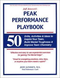 jeff janssen books jeff janssen s peak performance playbook by jeff janssen