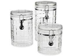 Glass Kitchen Canister Set Get Organized With Countertop Containers Hgtv