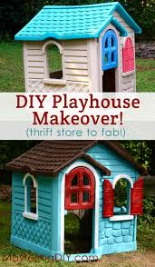 Kids Plastic Play Kitchen by Best 25 Plastic Outdoor Playhouse Ideas On Pinterest Kids