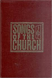 songs of the church a collection of seven hundred hymns and