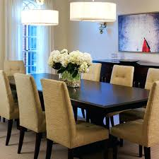 dining room table silk flower arrangements floral centerpieces for