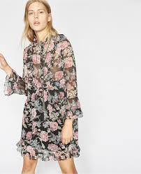 lili of the valley print dress endource