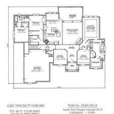 how big is a three car garage home architecture plan no two story three car garage house plans
