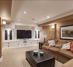 Best Basement Ideas Images On Pinterest Basement Ideas - Family room in basement