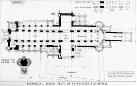 100 floor plan gothic cathedral stephen murray andrew