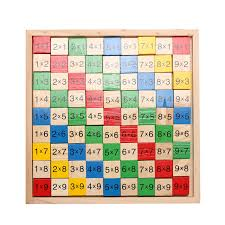 Multiplication Table Games by Aliexpress Com Buy Math Dominoes Toy Double Side Multiplication
