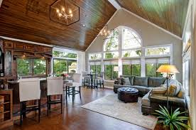 A Room Addition  Outdoor Living Space Family Room Columbus - Outdoor family rooms