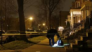 Chicago Shootings Map by 2 Killed At Least 9 Wounded In City Shootings Chicago Tribune