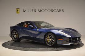 purple ferrari f12 2017 ferrari f12 berlinetta stock f1808b for sale near greenwich