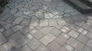 Envirobond Polymeric Sand by Atlas Block Europa Pavers Tumbled Antiqued Or Youtube