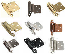 old style cabinet hinges semi concealed cabinet hinges nancy s kitchen ideas pinterest