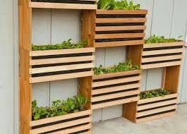 trellis with planter getting creative with raised planter beds coastal home u0026 garden