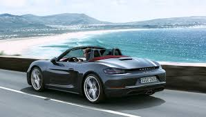 Porsche Boxster S 2016 - the new porsche 718 boxster is bolder and better than ever u2013 robb